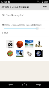 TigerText Secure Messenger App - screenshot thumbnail