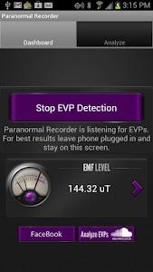 Paranormal Recorder v1.01