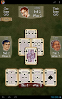 Screenshot of Spades Free