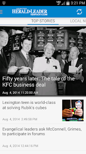 Herald-Leader - Lexington KY- screenshot thumbnail