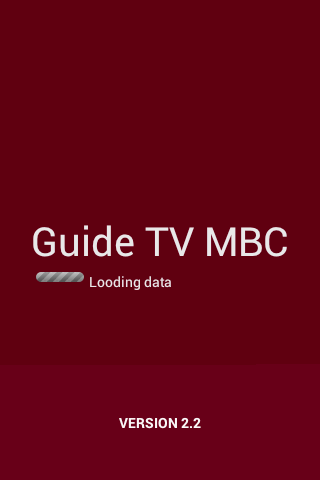 Guide TV MBC 2014