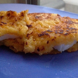Venezuelan Corn Pancakes (Cachapas).