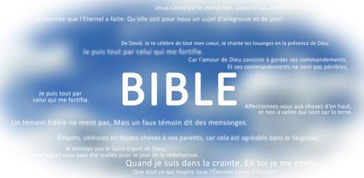 TÉLÉCHARGER LA BIBLE LOUIS SEGOND POUR ANDROID GRATUITEMENT