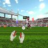 matchs de football gardien 3D