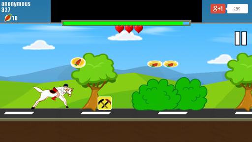 2D Jockey Dash: Horse Riding
