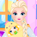 Game Ice Queen Give Birth To A Baby apk for kindle fire