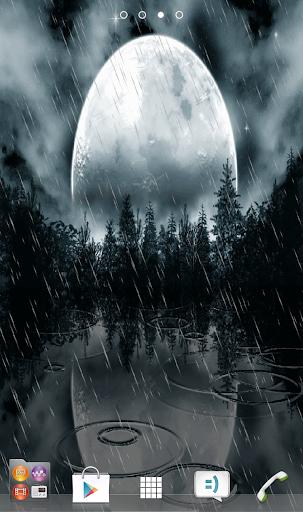 Lunar Live Wallpaper