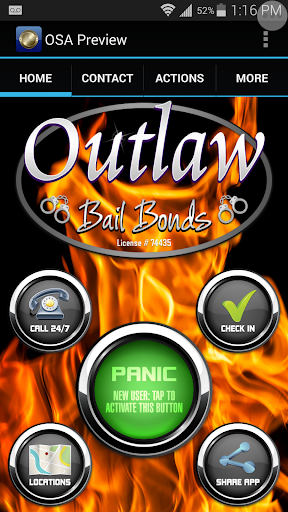 Outlaw Bail