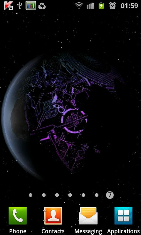 Earth HD Free Edition - screenshot