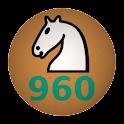 Chess 960 generator logo