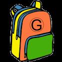 Geocacher's Knapsack logo