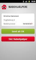 Screenshot of Nabohjælp