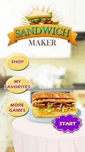 Sandwich Maker - screenshot thumbnail