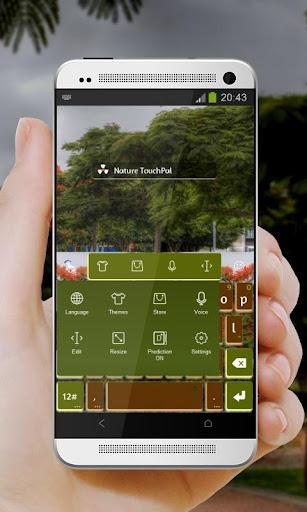 玩個人化App|大自然 TouchPal Theme免費|APP試玩