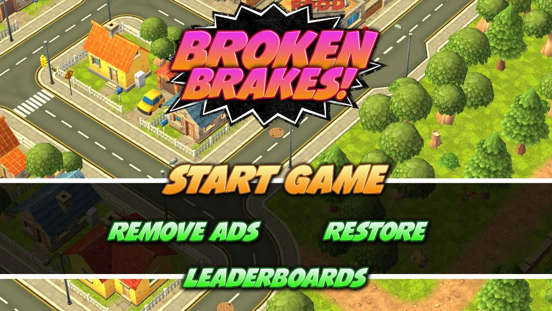 No Parking No Brakes 3D- screenshot