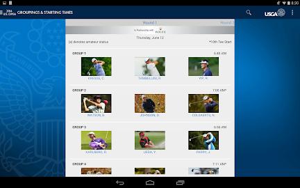 U.S. Open Golf Championship Screenshot 9