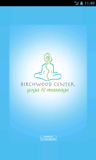 Birchwood Center Yoga Massage