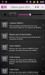 FM2 para Android - screenshot thumbnail