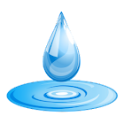 Water Drops Real icon