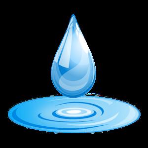Water Drops Real