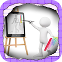 Kids Drawing & Color Book Free