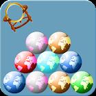Bubble Planet icon
