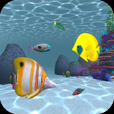 360 Aquarium Live Wallpaper