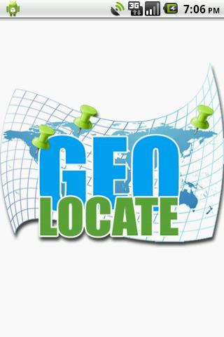Social Geo Locate