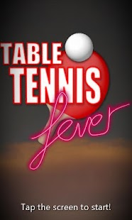 Table Tennis Fever - screenshot thumbnail