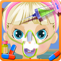 Baby Games - Sick Girl icon