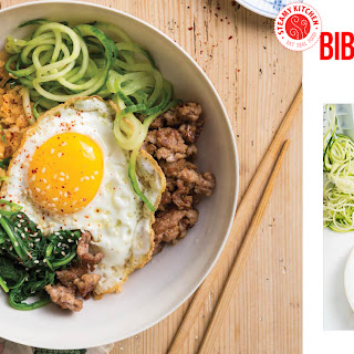 Korean Bibimbap Recipe - Paleo and Low-Carb