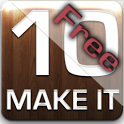 Make it 10 :: FREE math game icon