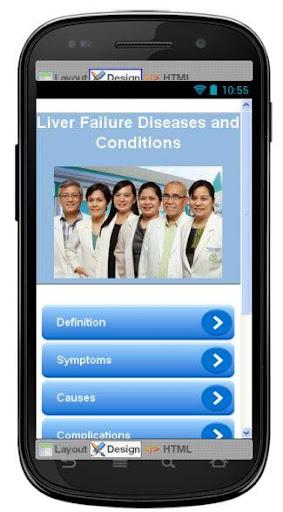 Liver Failure Information