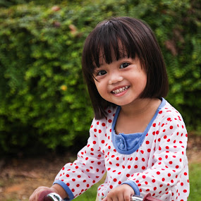 Smile by Eddy Ahmad - Babies & Children Child Portraits ( blogger, santaiouting, photog )