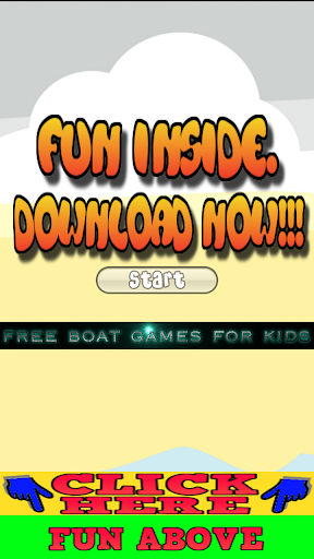 Free Boat Games for Kids
