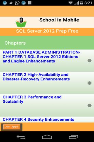 SQL Server 2012的準備免費