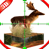 Deer Hunter Sniper Shooter 3D