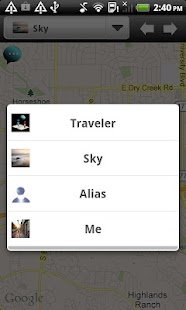 Phone Tracker-IM Map Navigator - screenshot thumbnail