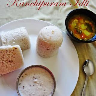 Kanchipuram Idli.