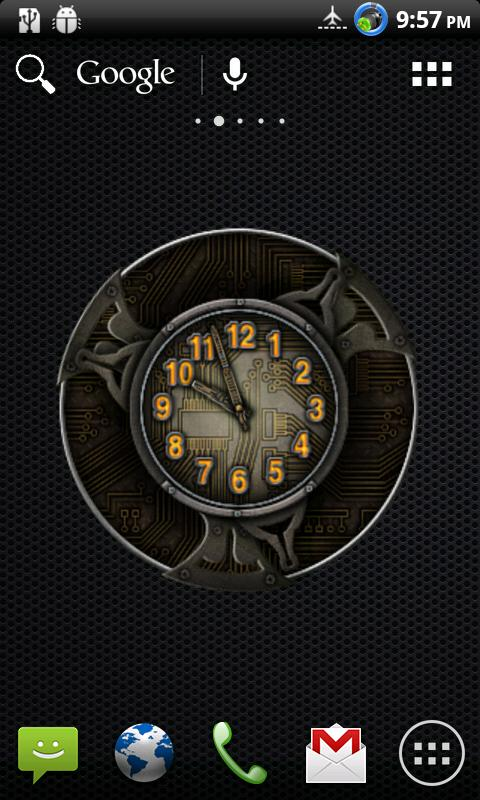 10 Industrial Clocks- screenshot