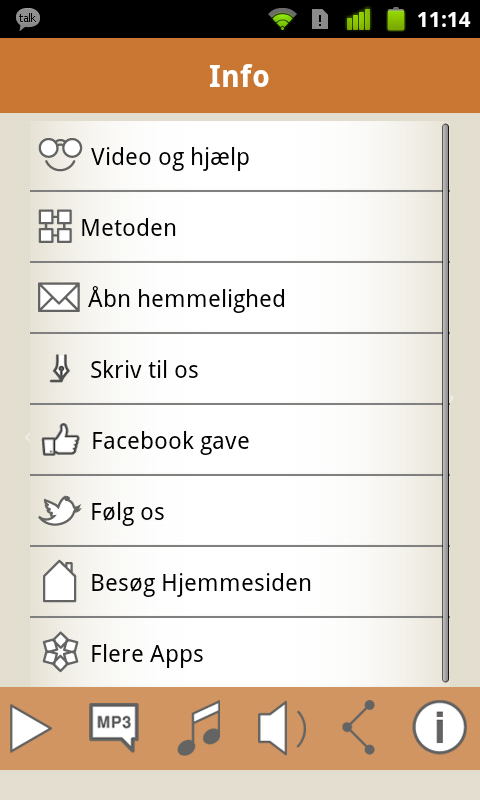 Hypnose - Dansk- screenshot