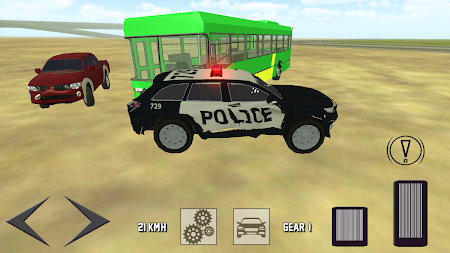 SUV Police Car Simulator 2.3 screenshot 642045