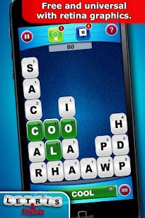 Letris & Friends: Word game- screenshot thumbnail