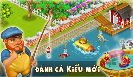 Farmery - Game Nong Trai  screenshots 1