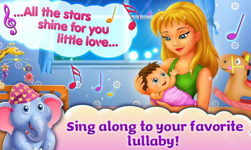 Cradle Song Lullaby screenshot