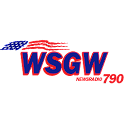 News Radio 790 WSGW-AM logo