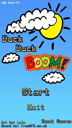 Duck Duck BOOM Free
