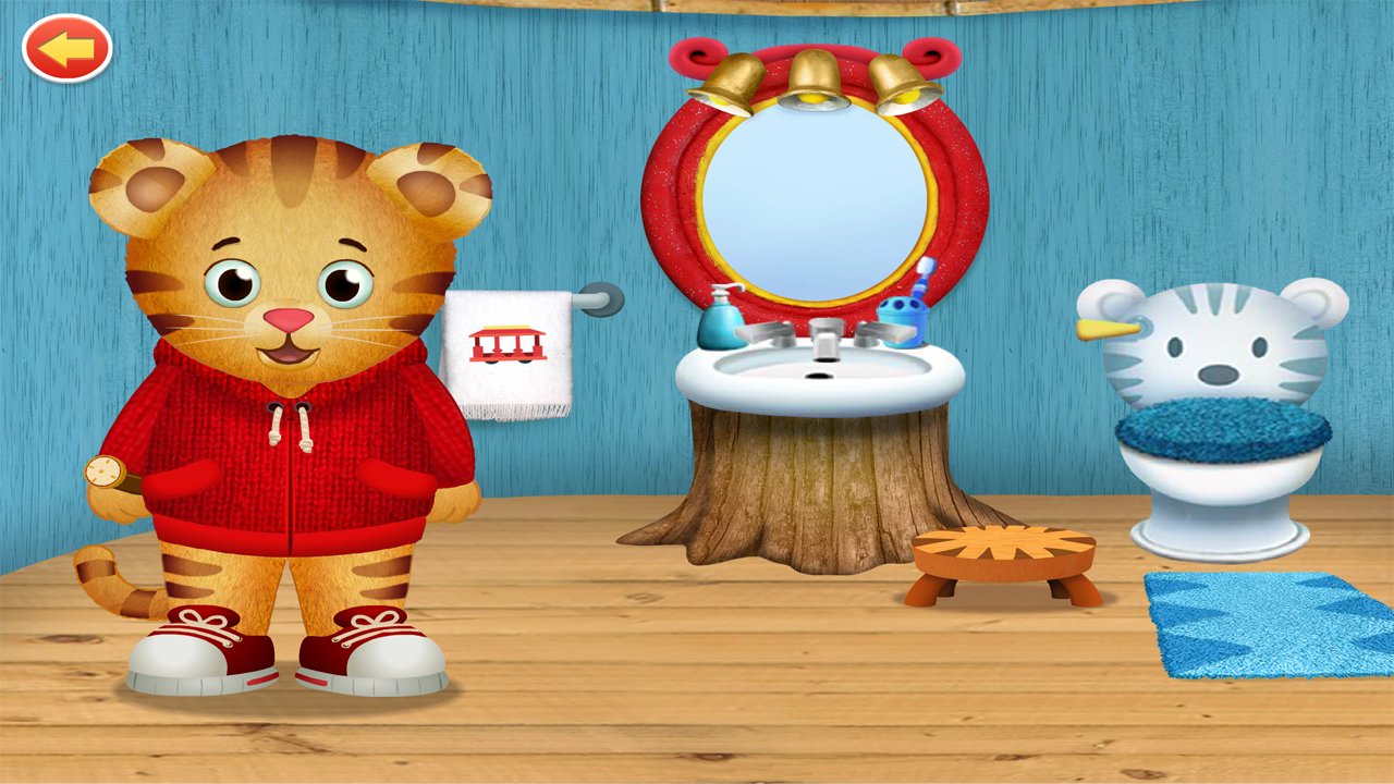 Daniel Tiger's Neighborhood- screenshot
