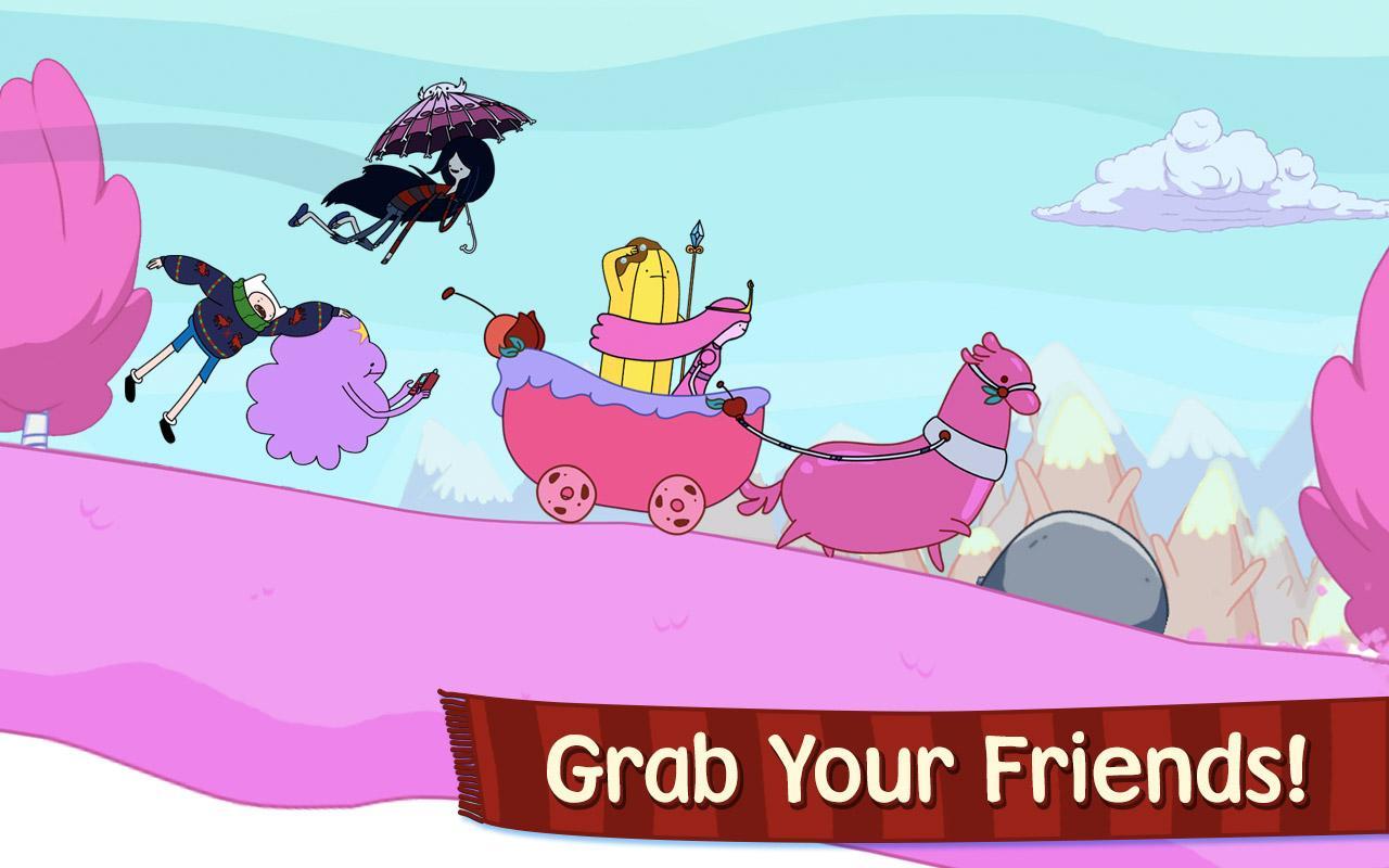 Ski Safari: Adventure Time screenshot #3