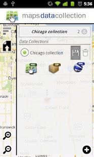 Maps Data Collection- screenshot thumbnail